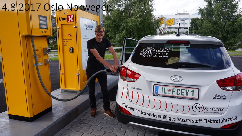 The Hydrogen Highway has finally reached Norway
