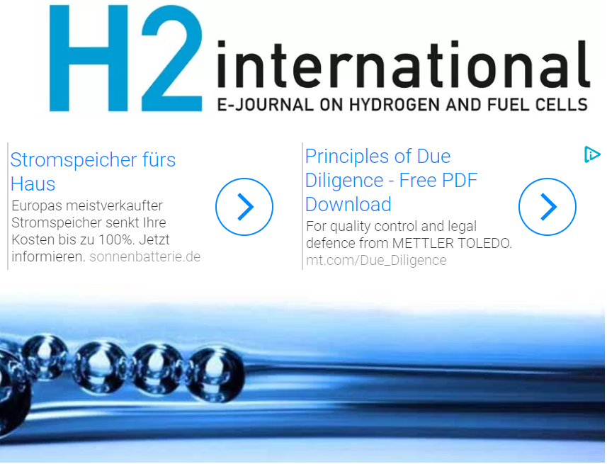 Hydrogen as Baking Industry's Bread-and-Butter
