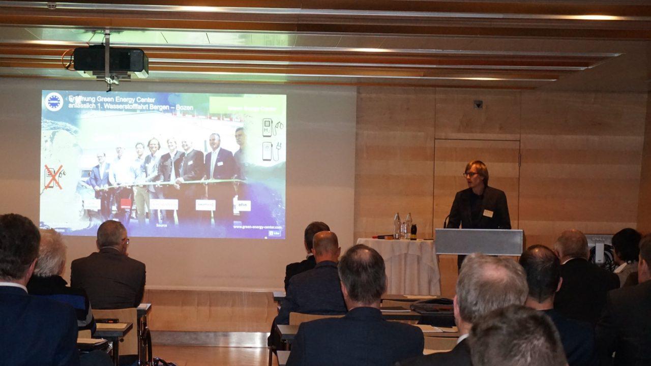 "First Hydrogen Forum Tyrol: ""Alternative Propulsion in Public Transport"" was the topic"