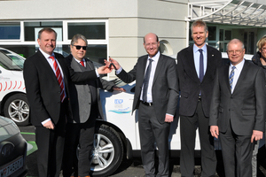 Österreichs Ingenieurconsulter Nr.1 bekommt erstes Wasserstoffauto
