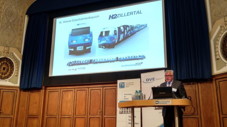 Projekt Zillertalbahn 2020+, Vortrag zum 16. Wiener Eisenbahnkolloquium