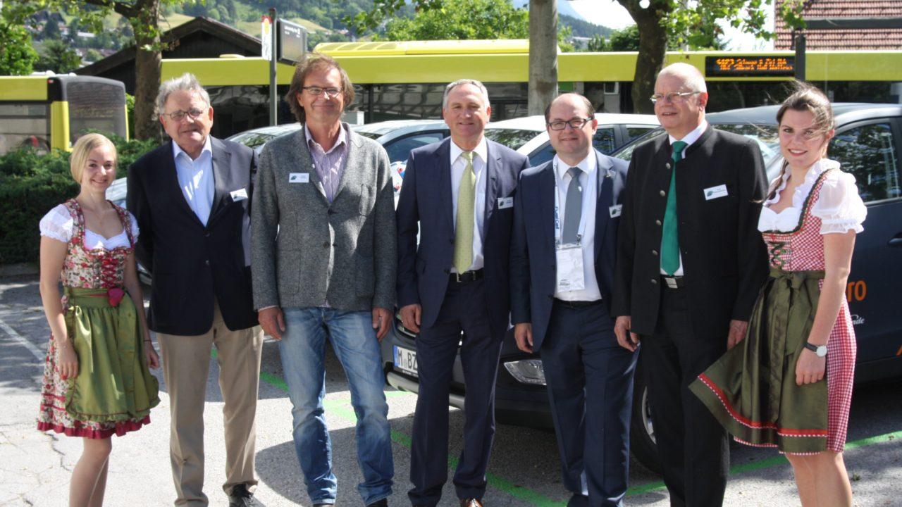 Elektromobiltät im Fokus – Fuell Cell Experiment Bergen – Bozen