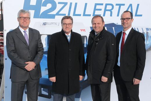 Alternative Mobilität – Zillertalbahn fährt mit Wasserstoff in die Zukunft