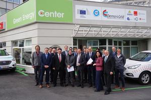 Europas größter Elektrolyseur zur Regelung des Stromnetzes und Erzeugung von grünem Wasserstoff für MPREIS, Tirol und Europa