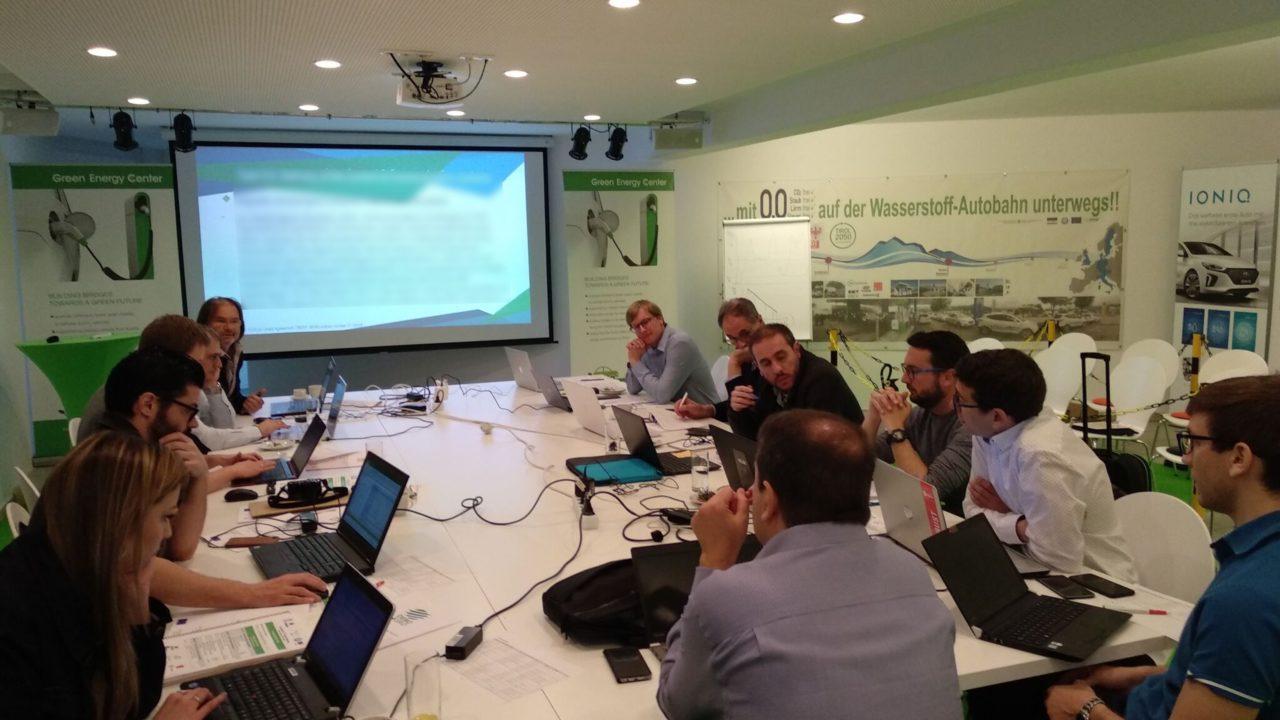 Demo4Grid Project Meeting in Innsbruck