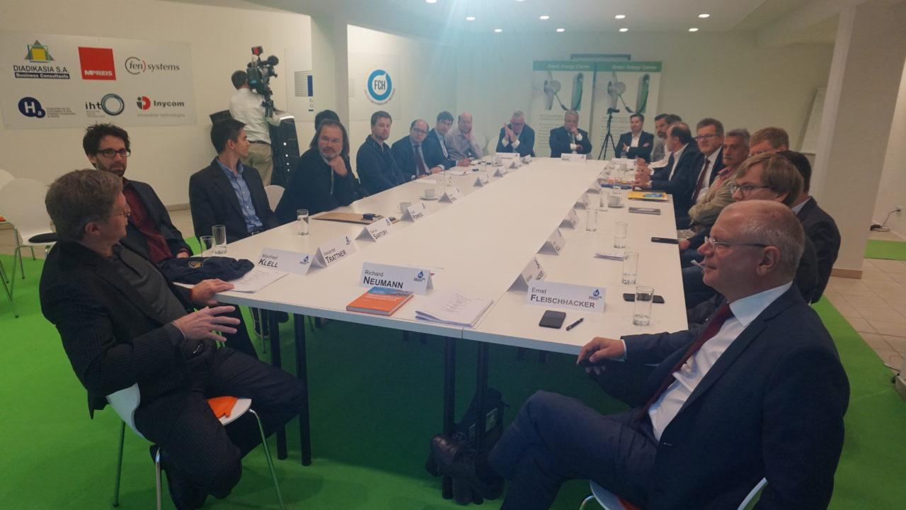 Generalversammlung der Codex Group des Green Energy Center Europe