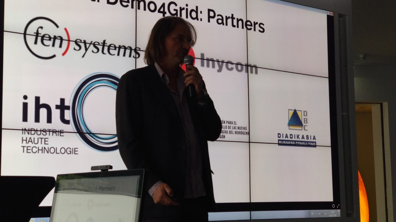 EU-Project Demo4Grid means also Business Case for MPREIS-Logistic