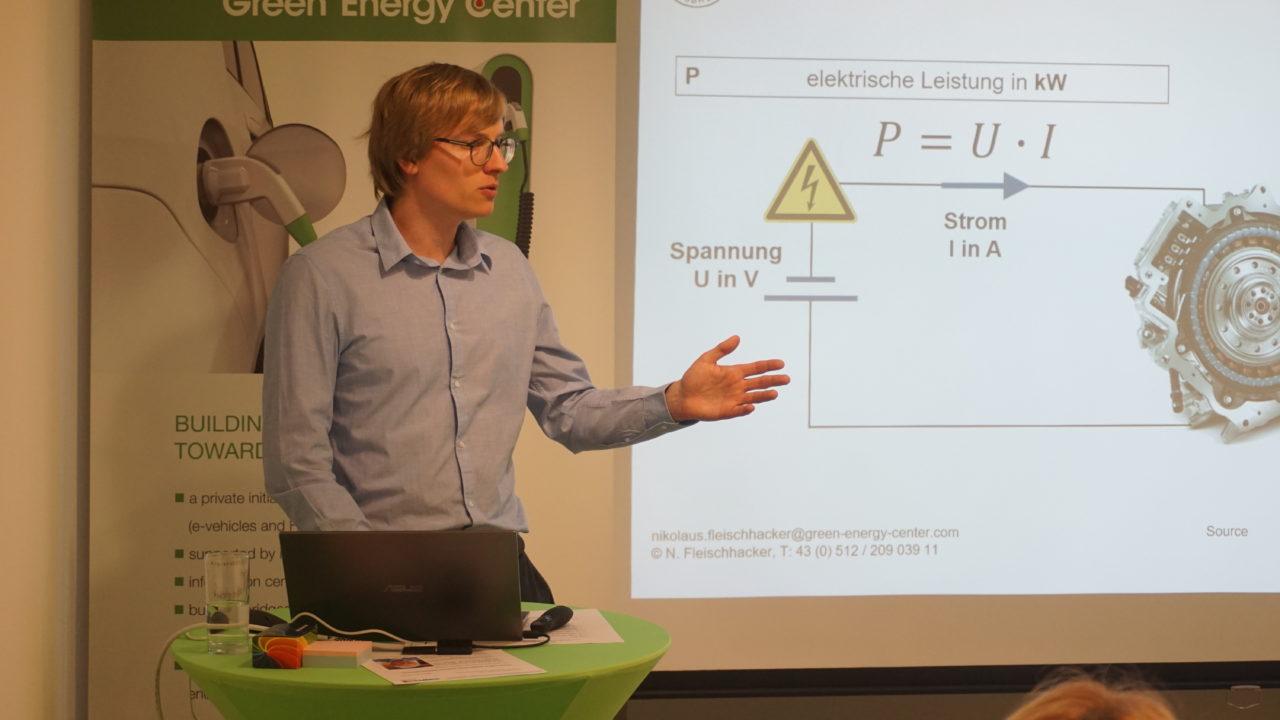 """Ausbildung zum """"Green Mobility Teacher"""""""