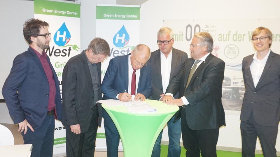 Neue Arbeitsgemeinschaft zur Bündelung der Wasserstoff-Kompetenz in Österreich
