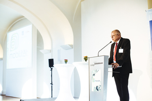 "Keynote at the conference ""E-Mobility.now"" of WEKA Industriemedien in the Schönbrunn Palace in Vienna"