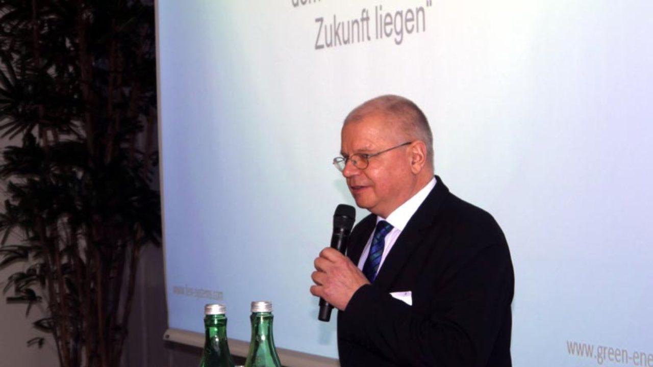 H2 Vortrag am ÖVG-Forum in der voestalpine Stahlwelt in Linz