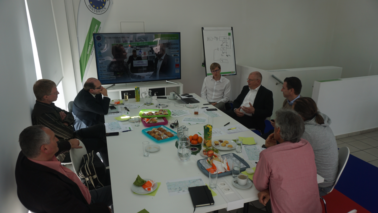 A new person oriented Steering Committee is responsible for the strategic development of the Green Energy Center Europe